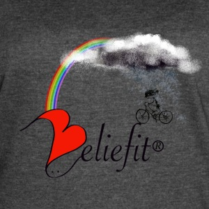 Look for the rainbow - Women's Vintage Sport T-Shirt
