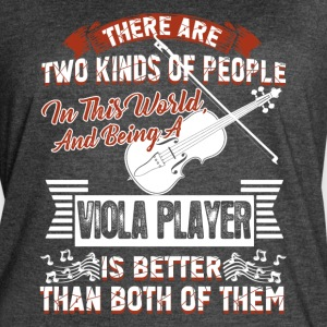 VIOLA PLAYER SHIRT - Women's Vintage Sport T-Shirt