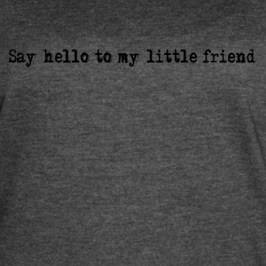Little Friend - Women's Vintage Sport T-Shirt