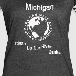 clean up our rifer banks - Women's Vintage Sport T-Shirt