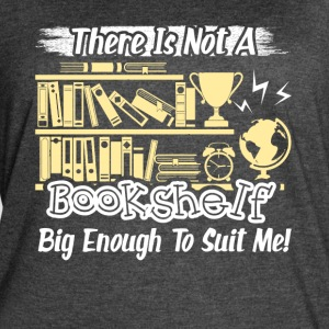 THE BOOK LOVER SHIRT - Women's Vintage Sport T-Shirt