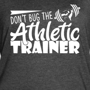 ATHLETIC TRAINER SHIRT - Women's Vintage Sport T-Shirt