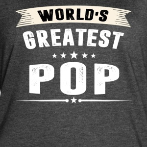 World s Greatest POP - Women's Vintage Sport T-Shirt