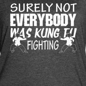 KUNGFU FIGHTING SHIRT - Women's Vintage Sport T-Shirt