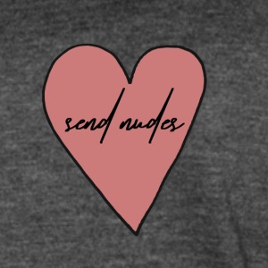 send nudes - Women's Vintage Sport T-Shirt