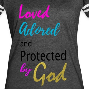 By God 2 - Women's Vintage Sport T-Shirt
