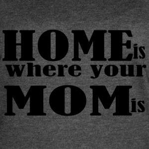HOME MOM - Women's Vintage Sport T-Shirt