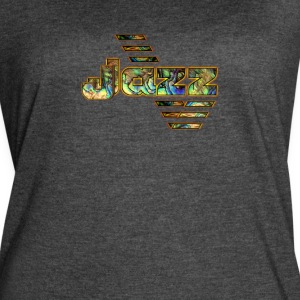 Wonderful jazz - Women's Vintage Sport T-Shirt
