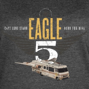 Eagle 5 - Women's Vintage Sport T-Shirt