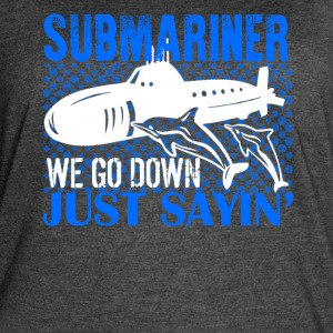 Submariner Shirt - Women's Vintage Sport T-Shirt