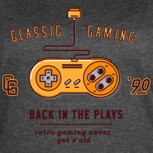 back in the plays - Women's Vintage Sport T-Shirt