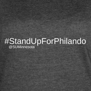 Stand Up For Philando - Women's Vintage Sport T-Shirt