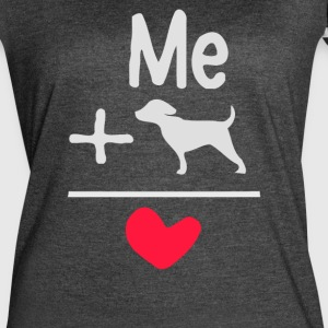 Me Dogs Love These museum - Women's Vintage Sport T-Shirt