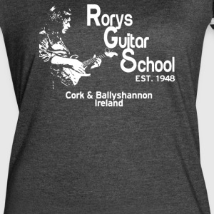 New Rory Gallagher - Women's Vintage Sport T-Shirt