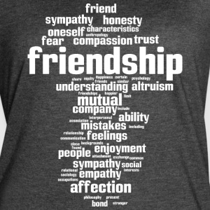 friendship - Women's Vintage Sport T-Shirt