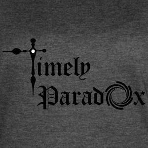 Timely Paradox - Women's Vintage Sport T-Shirt
