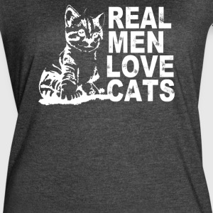 Real Men - Women's Vintage Sport T-Shirt