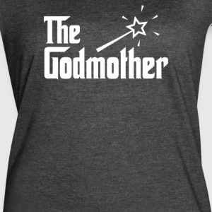 The Godmother - Women's Vintage Sport T-Shirt