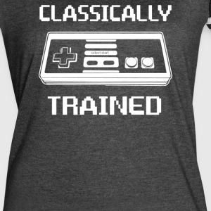 Trained Classically - Women's Vintage Sport T-Shirt