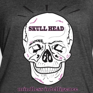Mindless Intelligence - PREMIUM - Women's Vintage Sport T-Shirt