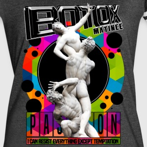BOTOX MATINEE PASSION T-SHIRT - Women's Vintage Sport T-Shirt