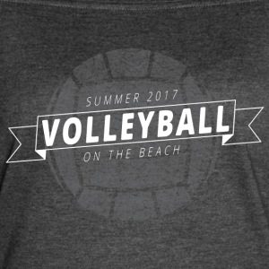 Summer 2017 Volleyball on the Beach - Women's Vintage Sport T-Shirt