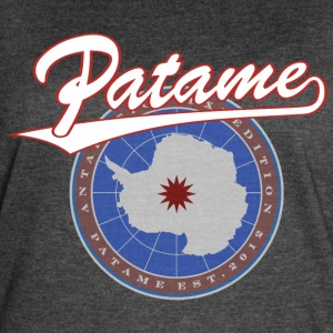 Antarctica Expedition by Patame - Women's Vintage Sport T-Shirt