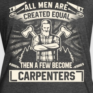 Become Carpenters T Shirt - Women's Vintage Sport T-Shirt