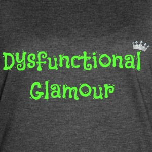 Dysfunctional Glamour Apparel! - Women's Vintage Sport T-Shirt