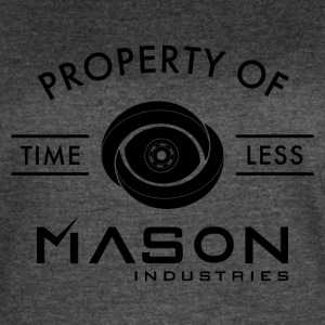 Timeless - Property Of Mason Industries - Women's Vintage Sport T-Shirt