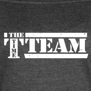 Timeless - The Time Team - Women's Vintage Sport T-Shirt