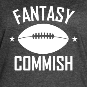 Fantasy Football Commish - Women's Vintage Sport T-Shirt