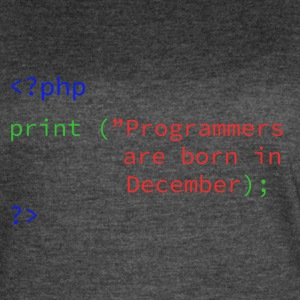 Programmers Month - Women's Vintage Sport T-Shirt
