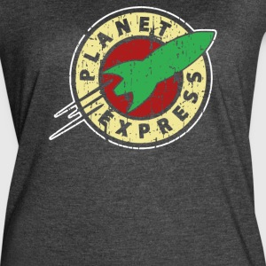 Planet Express - Women's Vintage Sport T-Shirt