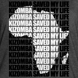Kizomba_save_black - Women's Vintage Sport T-Shirt