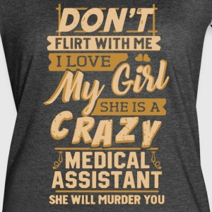 Medical Assistant Man Shirt - Women's Vintage Sport T-Shirt
