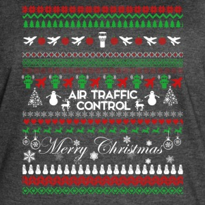 Air Traffic Control Christmas Shirt - Women's Vintage Sport T-Shirt
