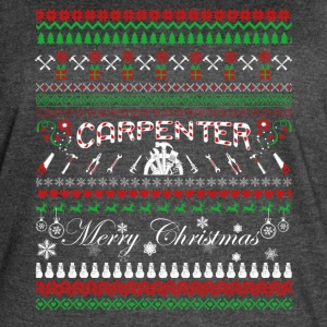 Carpenter Shirts - Carpenter Christmas Shirt - Women's Vintage Sport T-Shirt