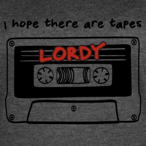 Lordy Tapes - Women's Vintage Sport T-Shirt