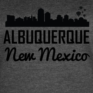 Albuquerque New Mexico Skyline - Women's Vintage Sport T-Shirt