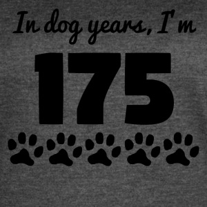Dog Years 25th Birthday - Women's Vintage Sport T-Shirt