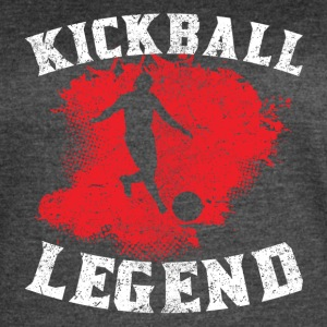 Kickball Legend - Women's Vintage Sport T-Shirt