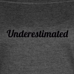 Underestimated Tee - Women's Vintage Sport T-Shirt