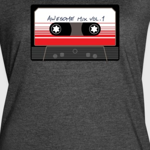 Awesome Mix Vol 1 - Women's Vintage Sport T-Shirt