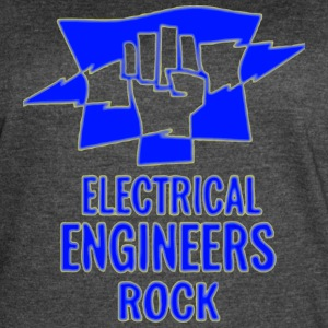 Electrical Engineers Rock - Women's Vintage Sport T-Shirt