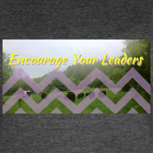 Encourage Your Leaders - Women's Vintage Sport T-Shirt