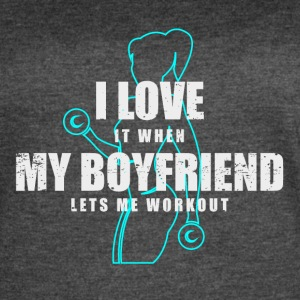 For Females Gym lovers! - Women's Vintage Sport T-Shirt