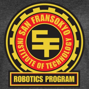 San Fransokyo Robotics Program - Women's Vintage Sport T-Shirt
