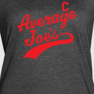 Average Joe s - Women's Vintage Sport T-Shirt