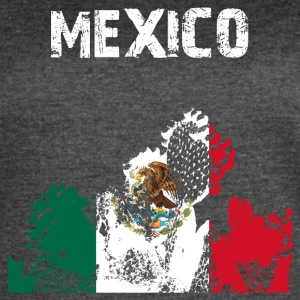 Nation-Design Mexico Opuntia - Women's Vintage Sport T-Shirt